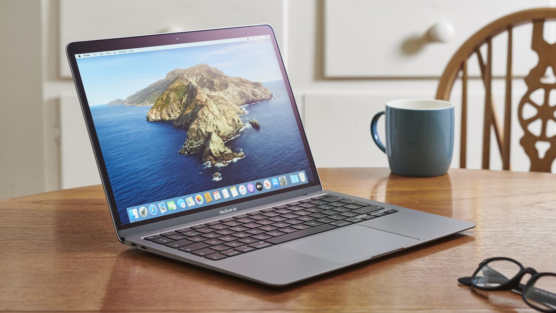 Beste laptop op dit moment - Apple Macbook Air 13 2020 wordt jaarlijks geupdate