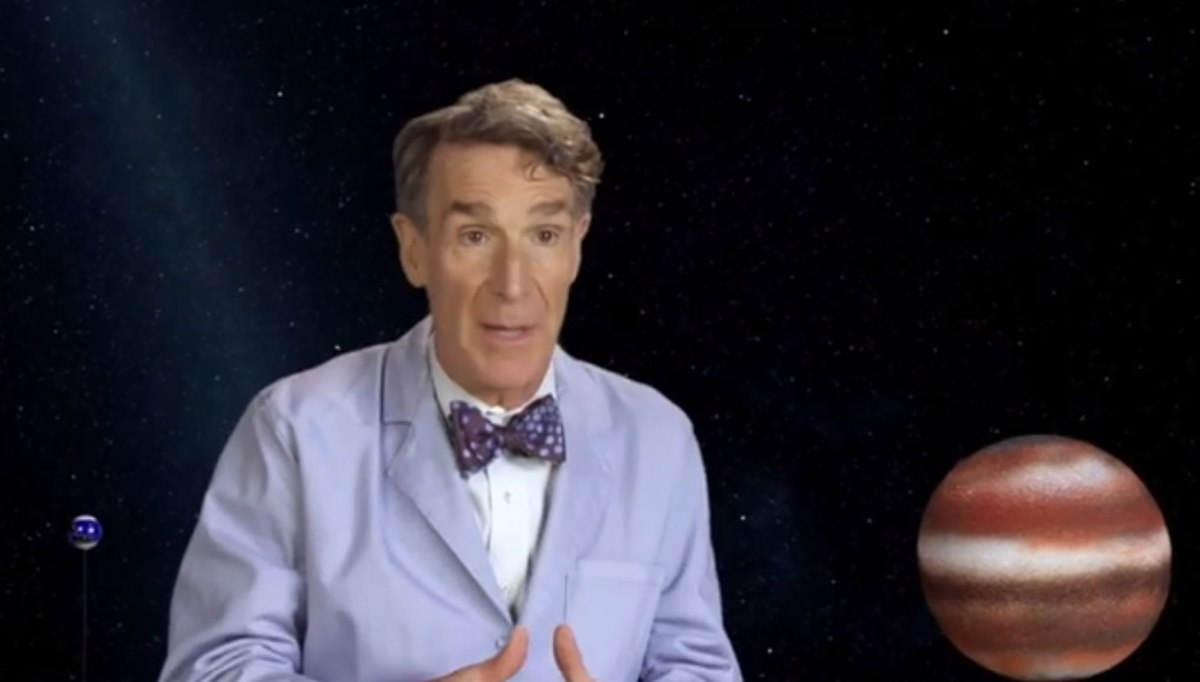 Bill Nye to flat Earthers and science deniers: 'It affects all of us'