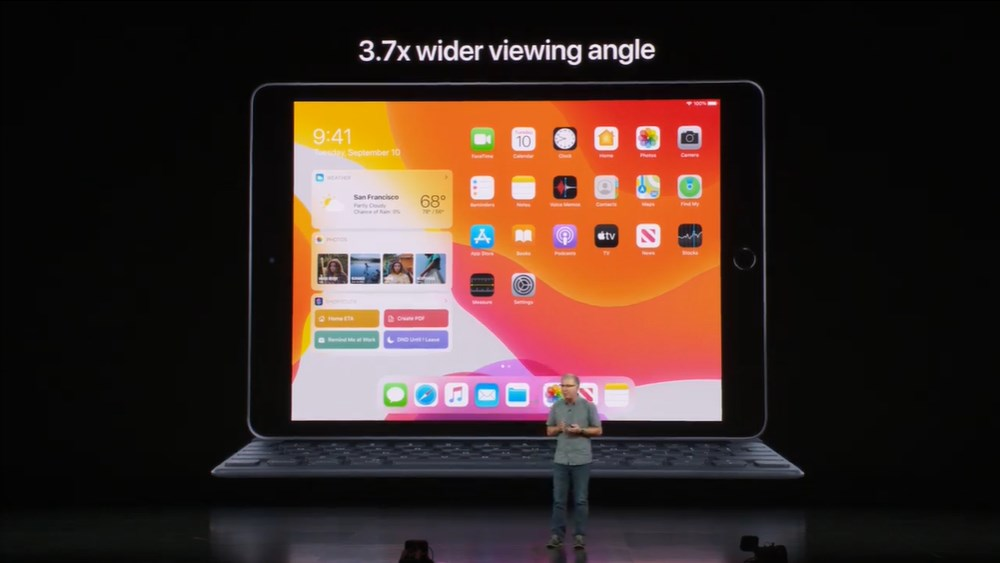 KnVeLCV4iJujrygP8rbVg9 - New iPad (2019) release date, price, and all the features of the entry-level tablet