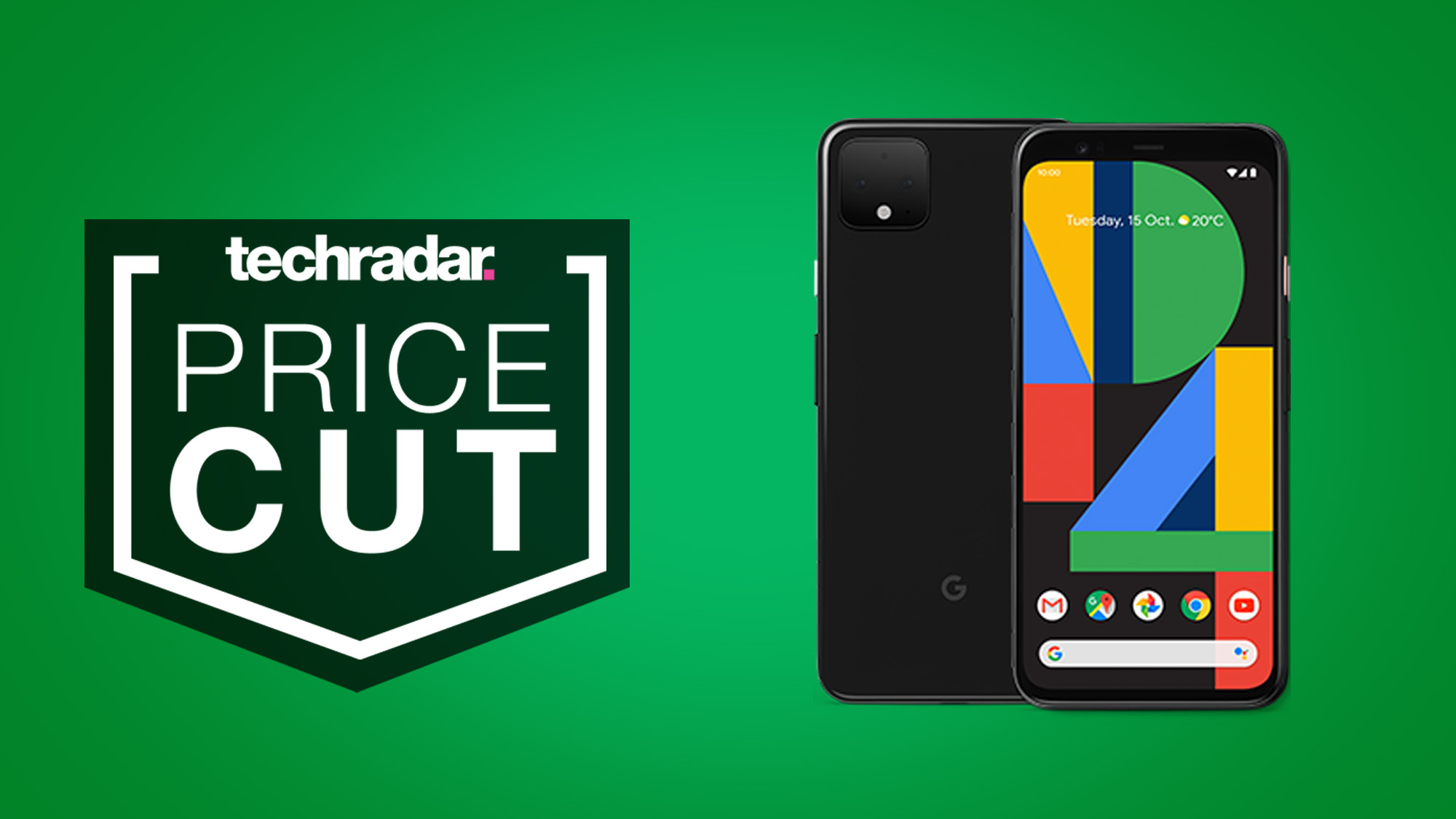 Google Pixel 4 is half-price at Optus right now