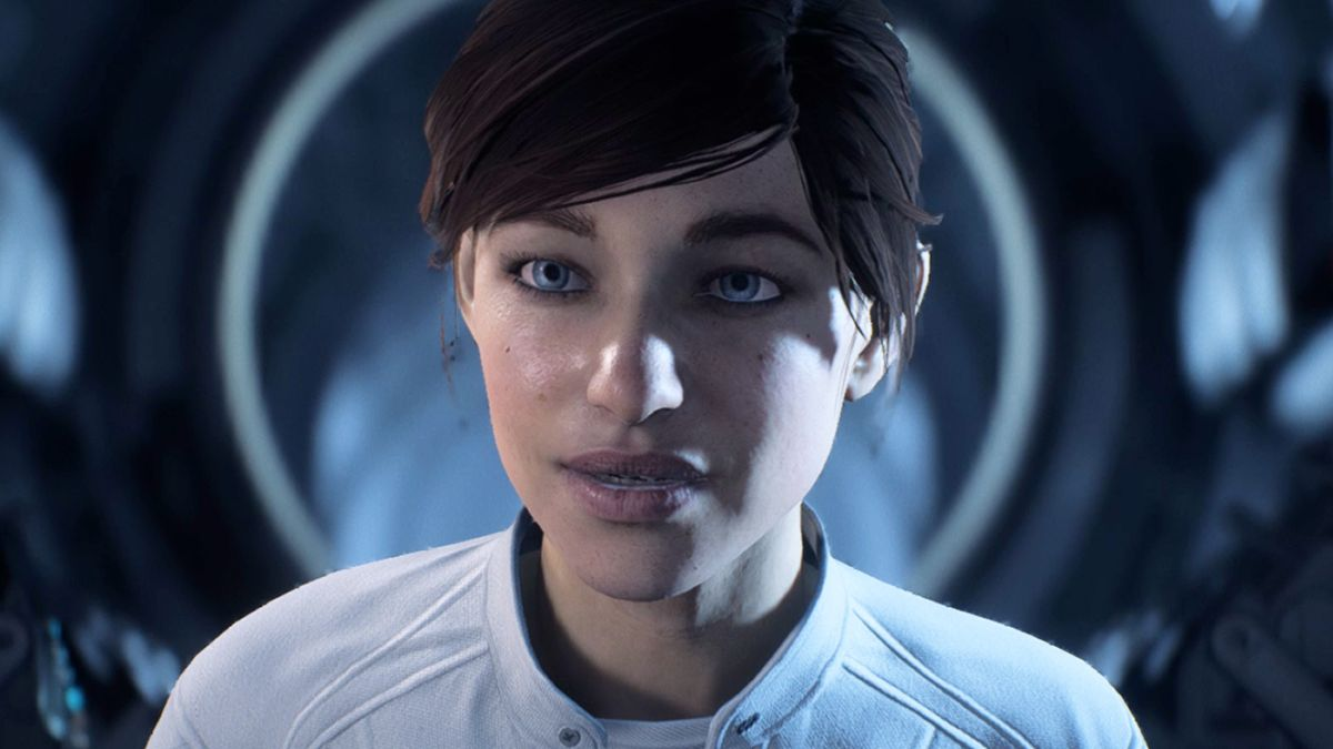 A letter from the Pathfinder to the director of the Andromeda Initiative