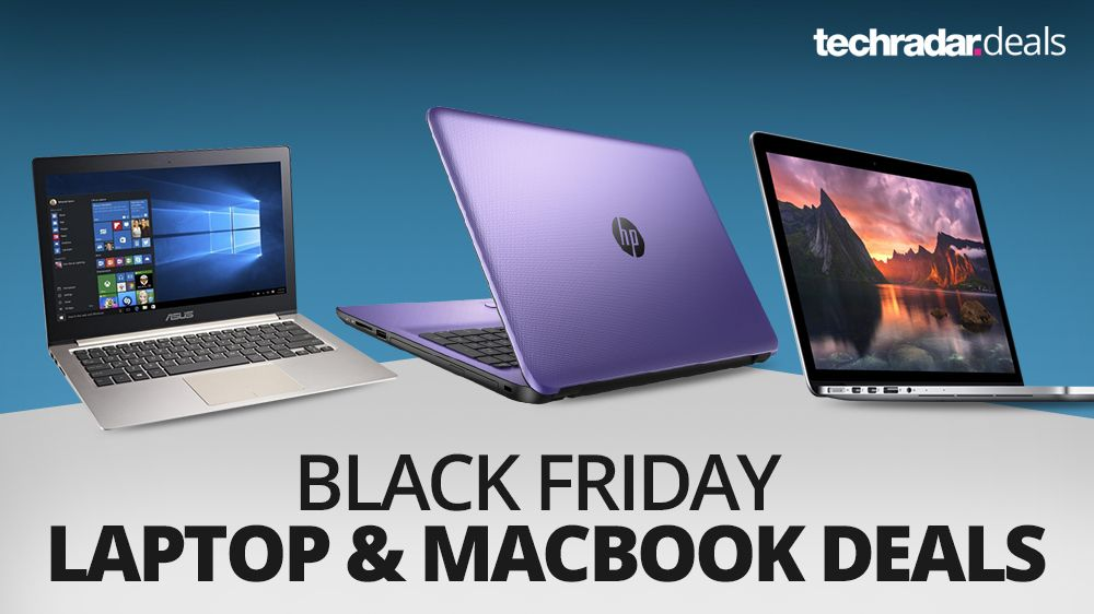 The best laptop and MacBook deals on Black Friday 2016  TechRadar