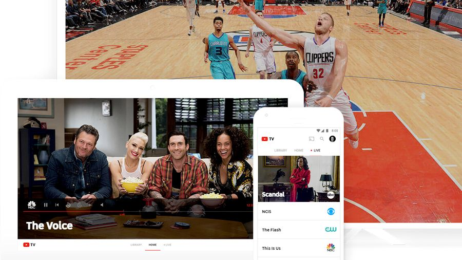 YouTube TV: Everything you need to know about the TV streaming service