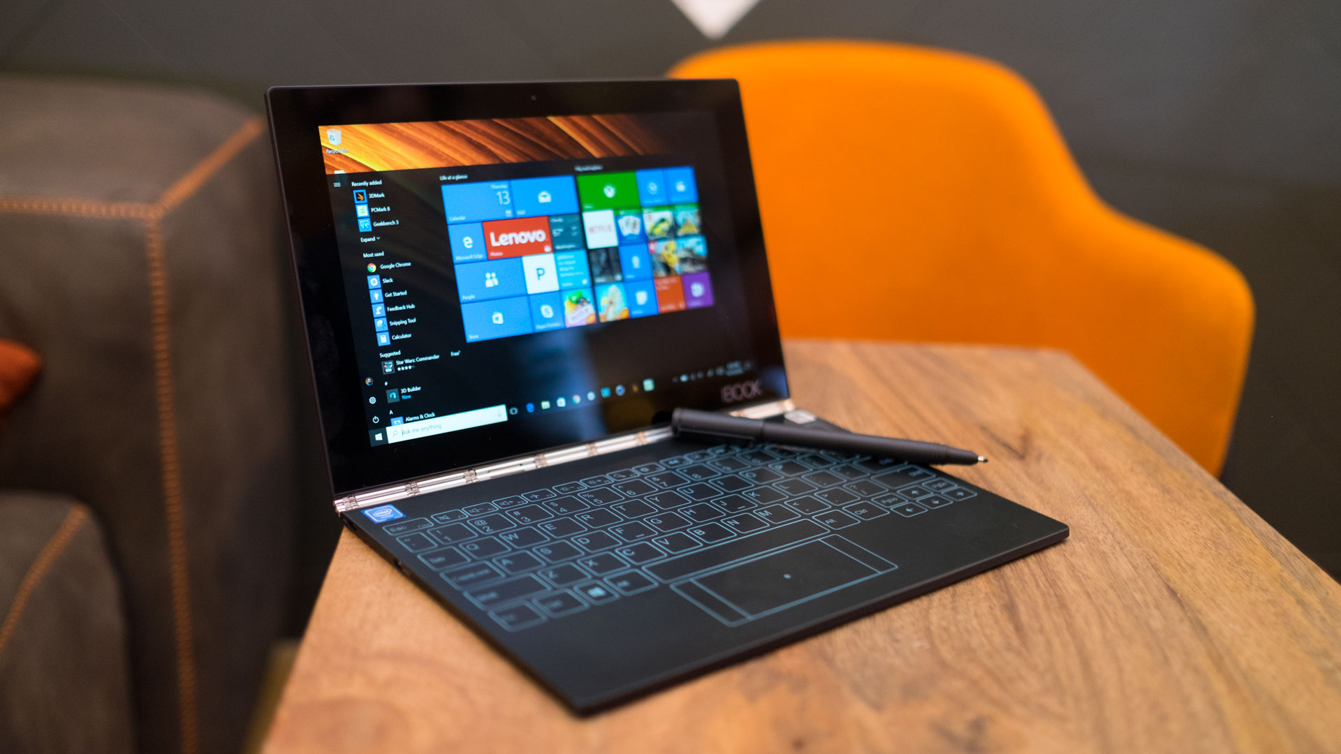 Lenovo Yoga Book Toptechviews