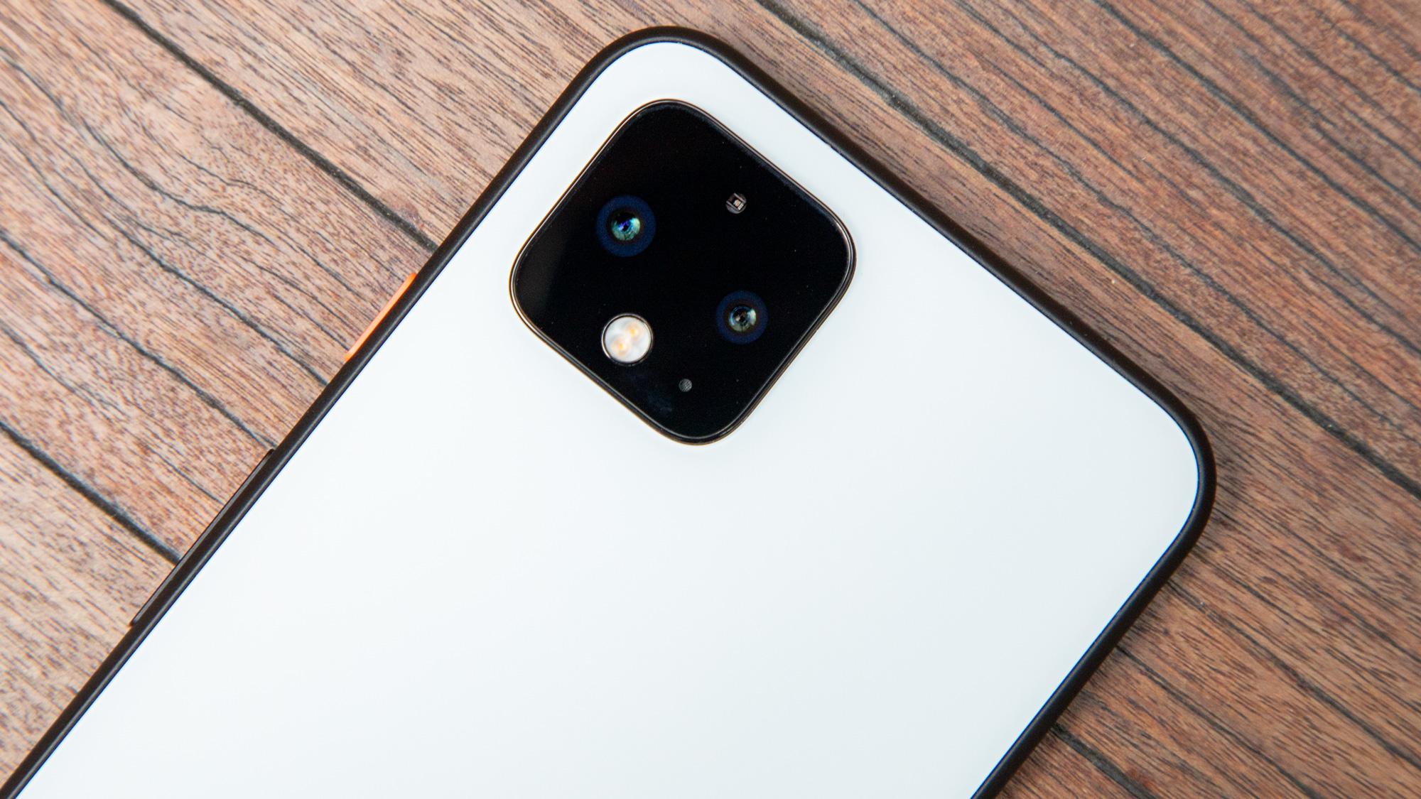 Google Pixel 4 camera