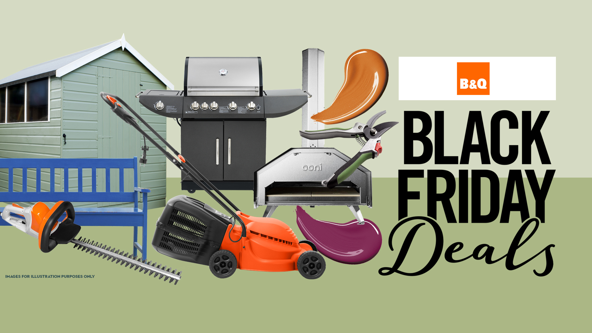 B Q Sale Grab These B Q Black Friday Deals While You Can Gardeningetc