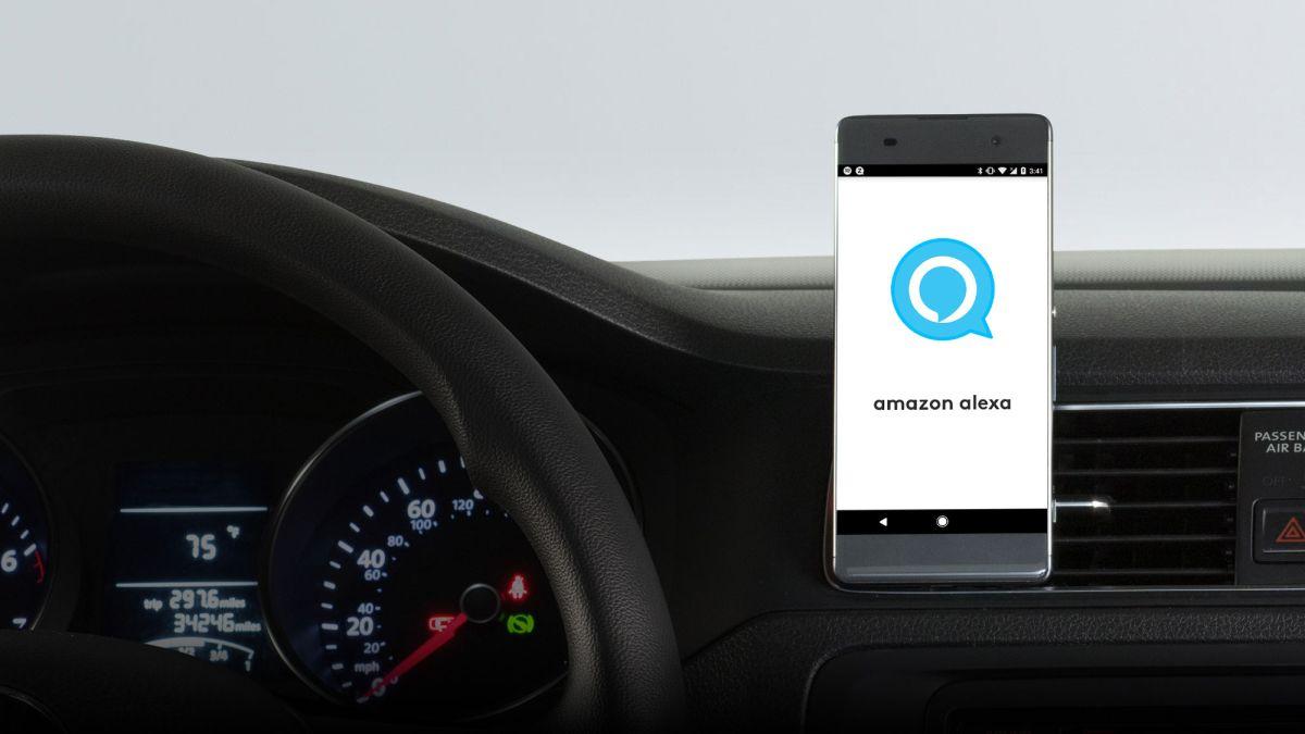 You can now get Amazon's Alexa in your car | TechRadar