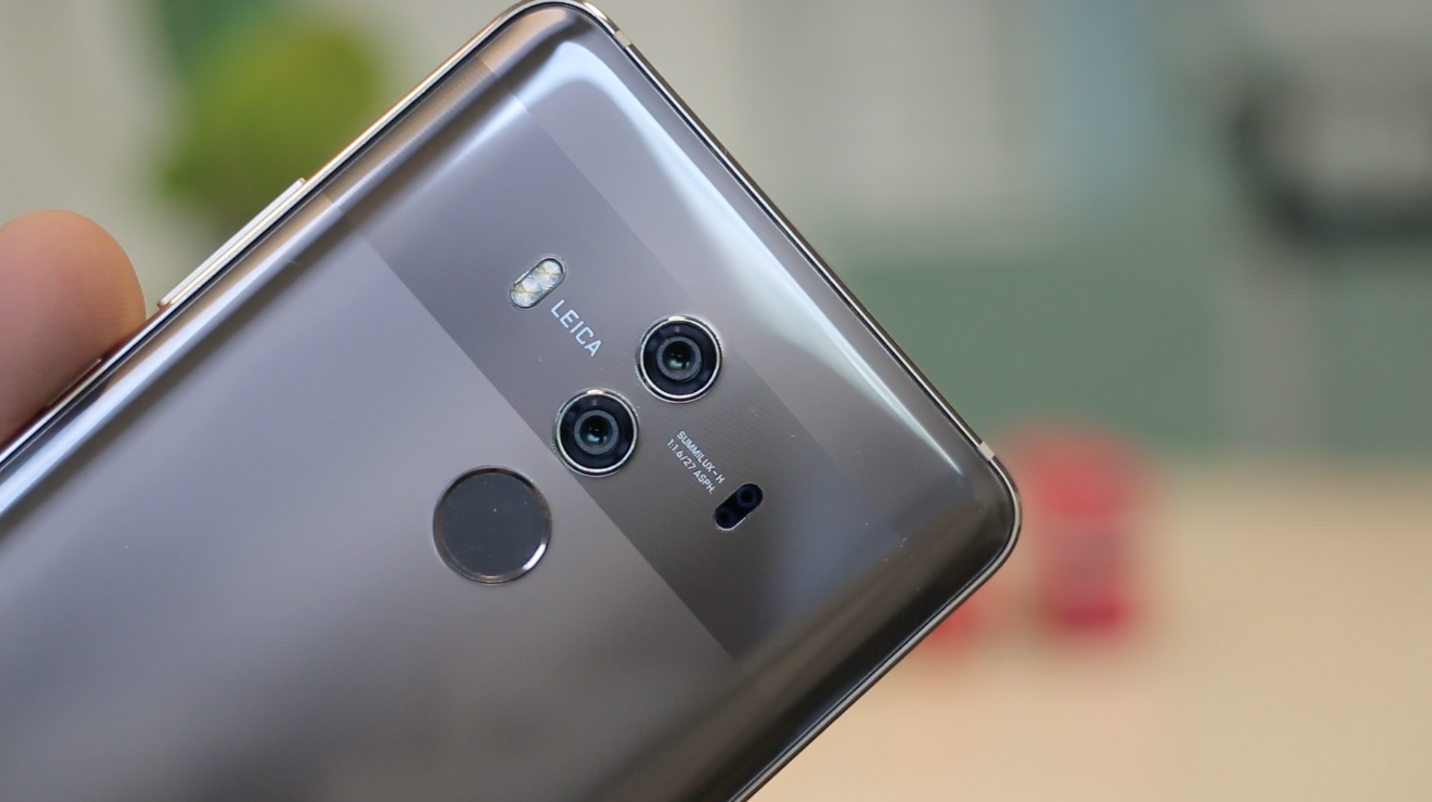 Huawei Mate 10 and Mate 10 Pro hands-on preview - Android Lane