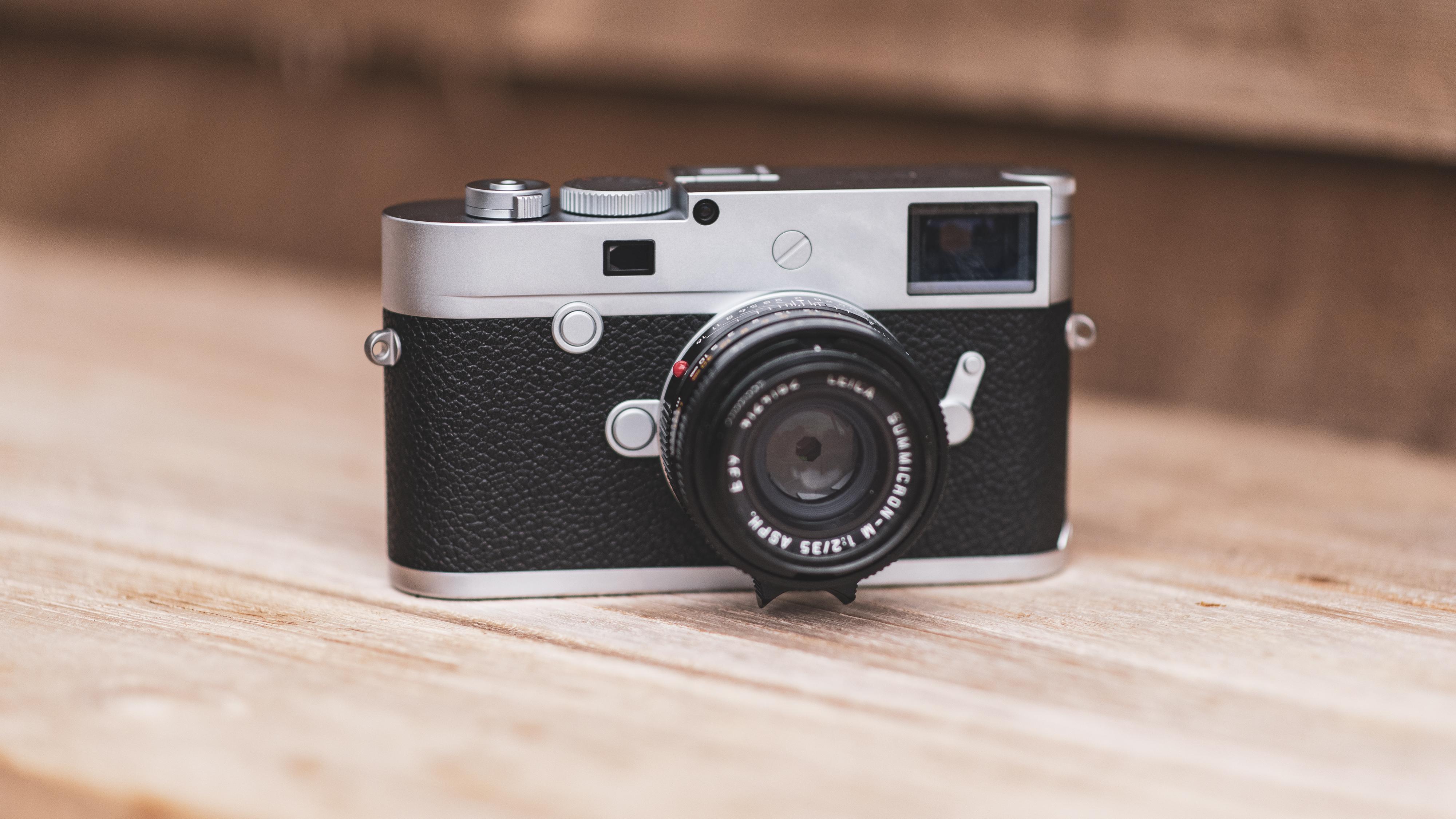 Leica Entfernungsmesser Einstellen : Leica m p