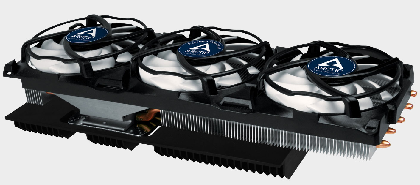 Several of Arctic Cooling's existing coolers support AMD's