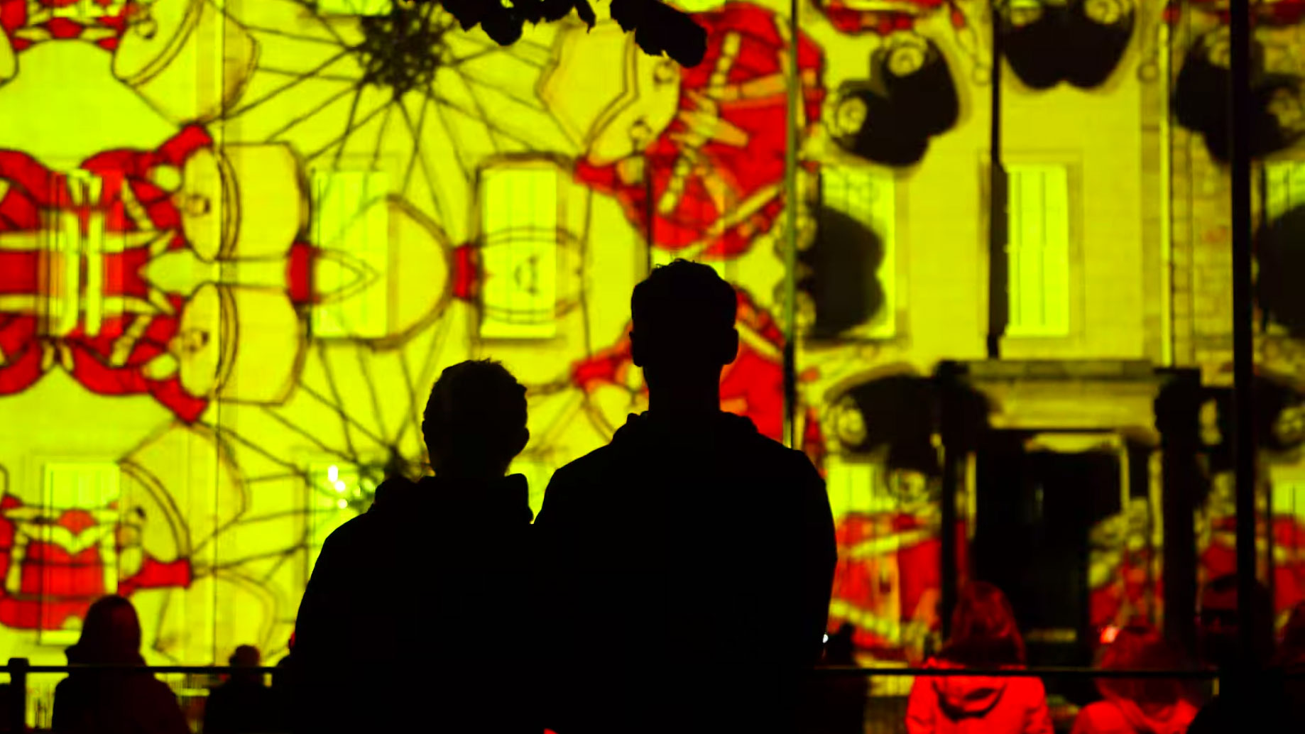 Mindblowing Projection Mapping Demos Creative Bloq - 20 incredible examples of shadow art