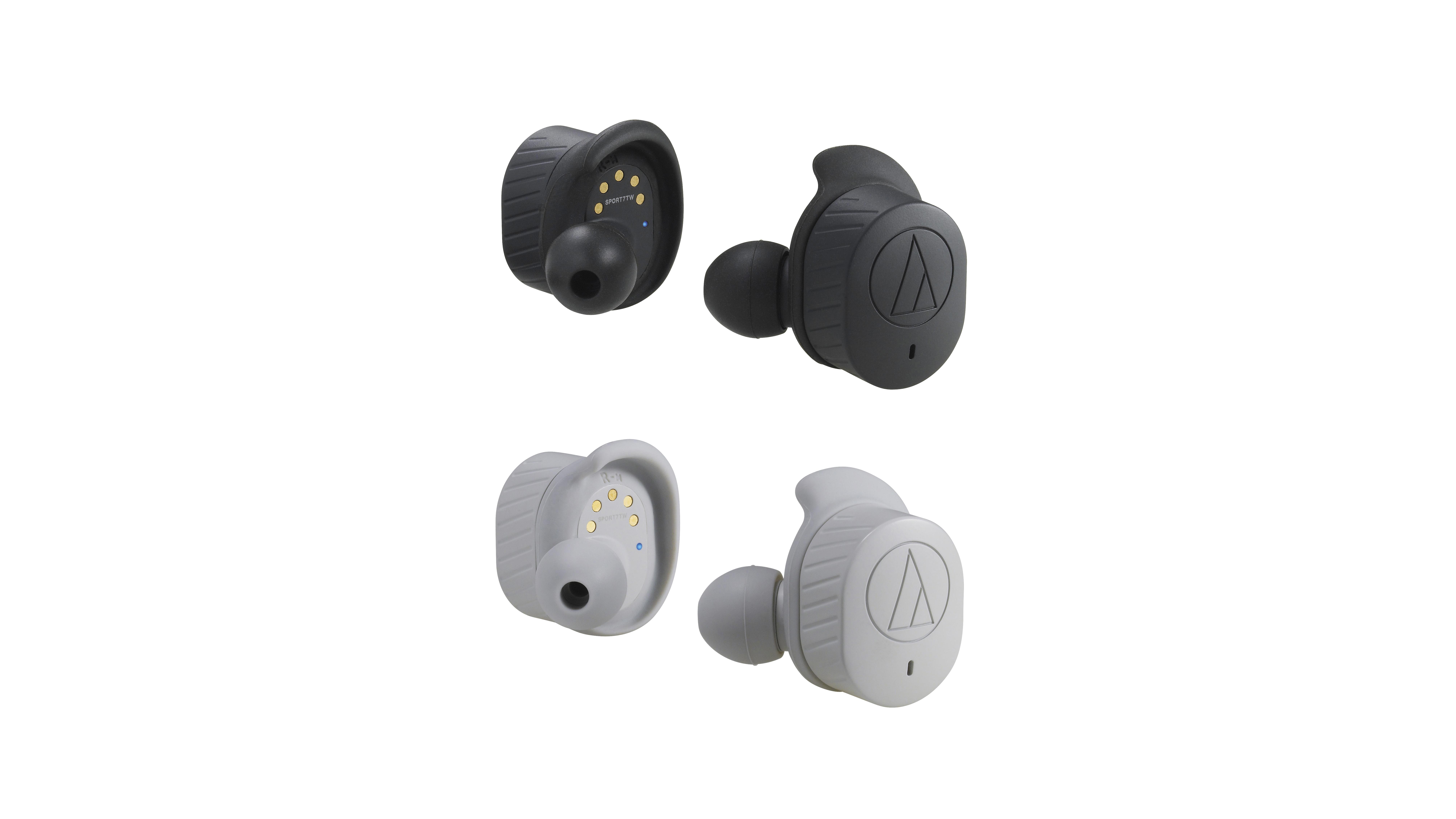 Audio Technica announces new in-ear headphones with true wireless tech