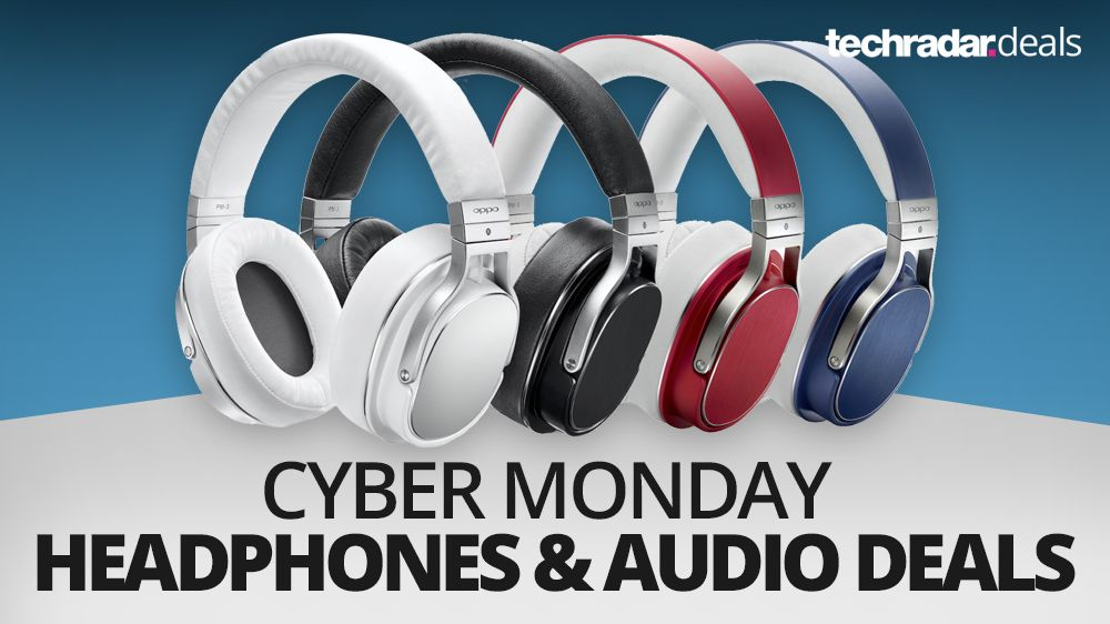 the best headphones speakers and audio deals on cyber monday 2016 techradar. Black Bedroom Furniture Sets. Home Design Ideas