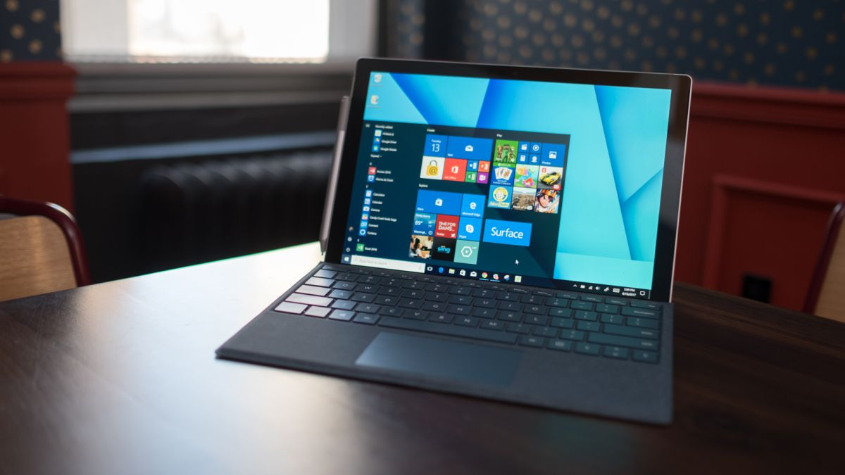microsoft surface pro review techradar. Black Bedroom Furniture Sets. Home Design Ideas
