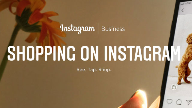 Instagram developing ecommerce app