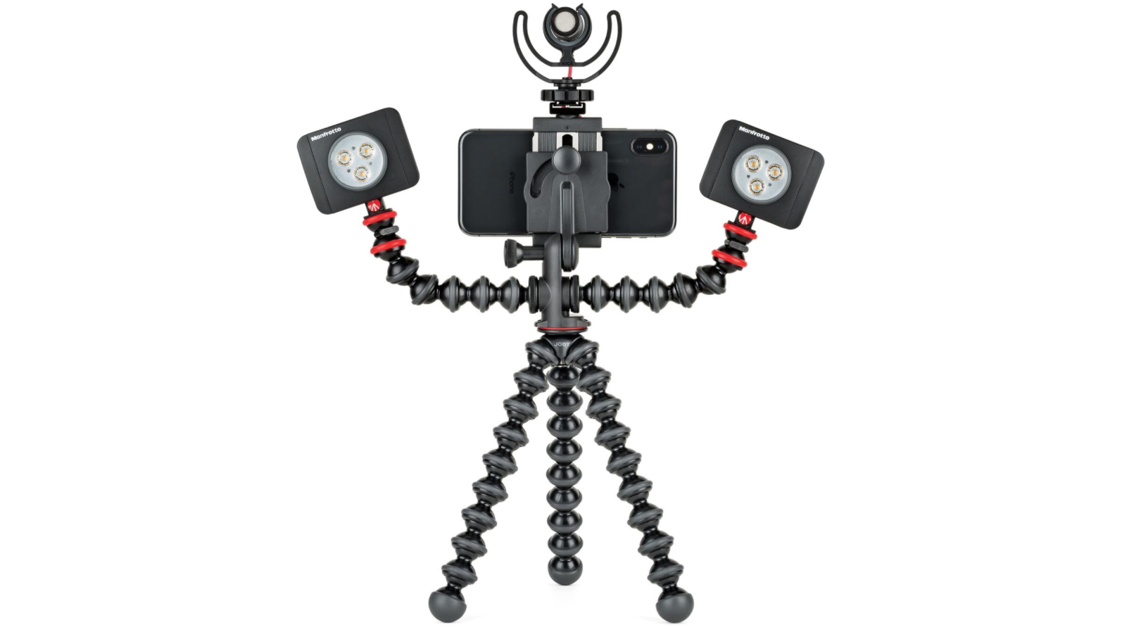 Best smartphone tripods: Joby GorillaPod Mobile Rig