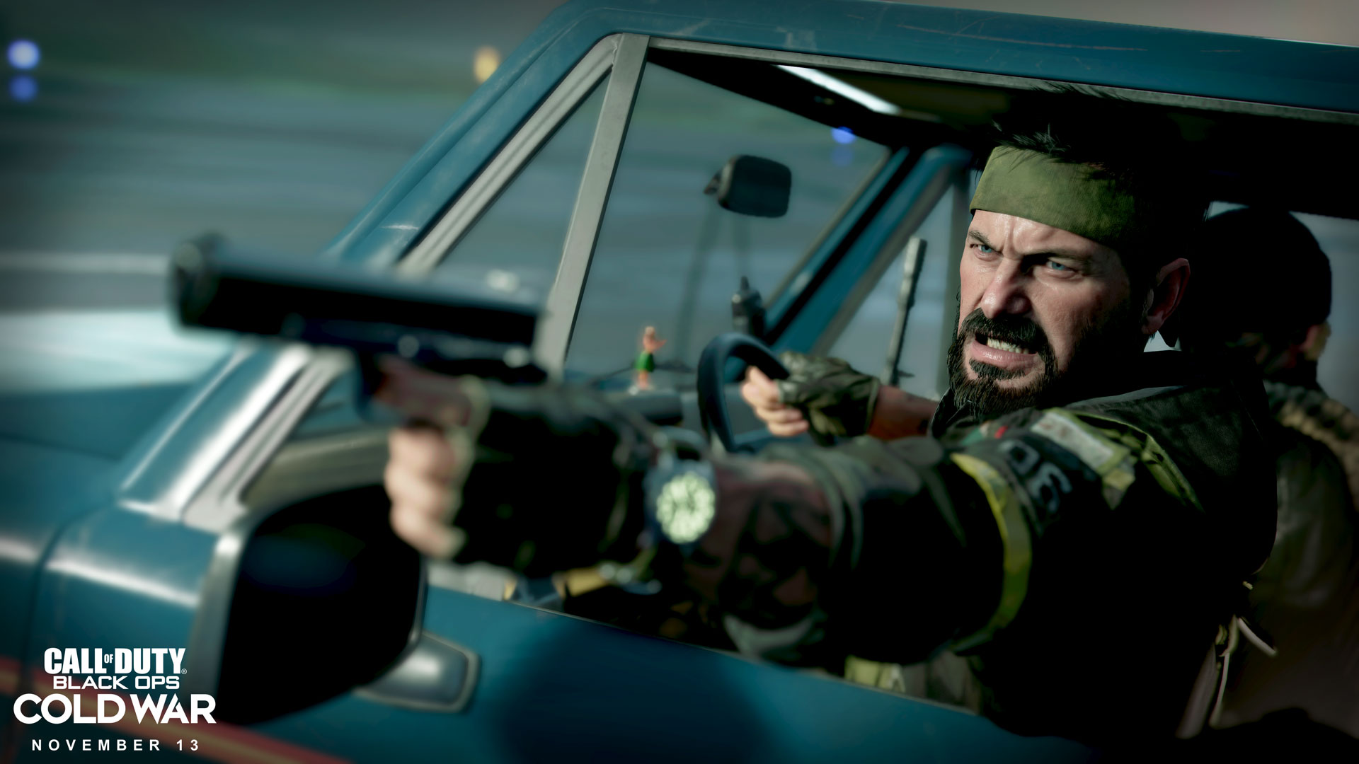 Activision Is Giving Out Call Of Duty Black Ops Cold War Beta Codes This Weekend Techradar