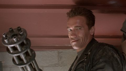Terminator 2 3D Announced For 2017