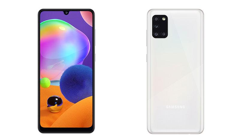 New Samsung Galaxy A31 sports huge 5000mAh battery and 48MP rear camera