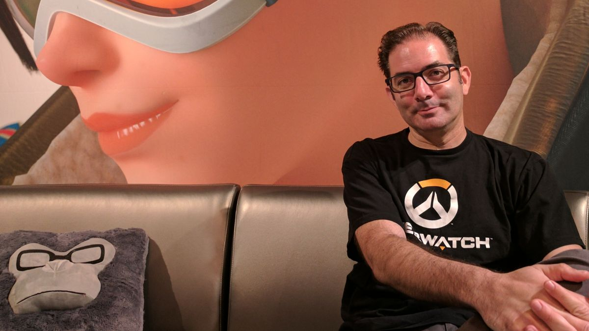 Overwatch's Jeff Kaplan on how his team built a future worth fighting for