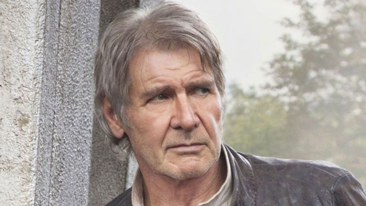Mark Hamill had a different idea for the ending of The Force Awakens (and it involves Han)