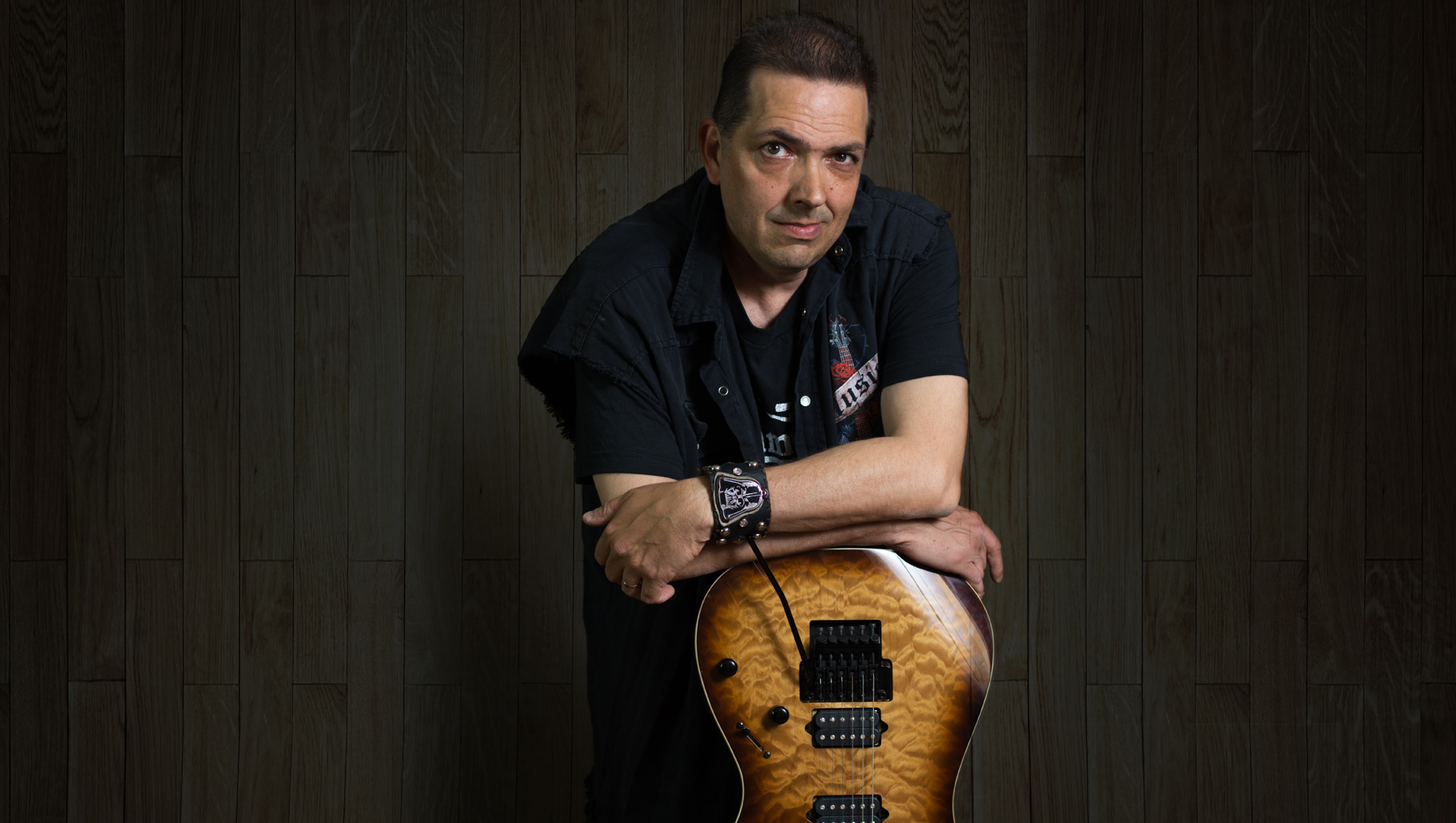 "Listen to Duane Morano's ""Manhattan,"" Featuring Nita Strauss"