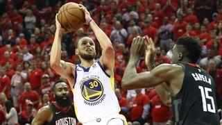 Houston Rockets vs Golden State Warriors: Western Conference Finals