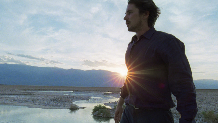 A still from the movie Knight of Cups