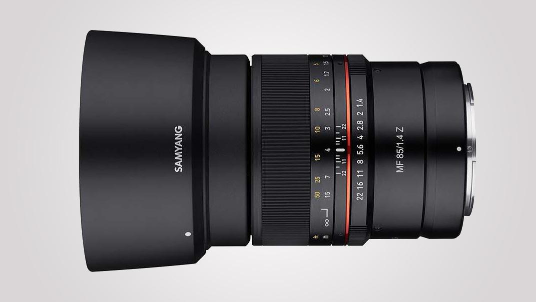 Samyang announces AF 85mm f/1.4 F, MF 14mm f/2.8 Z and MF 85mm f/1.4 Z lenses