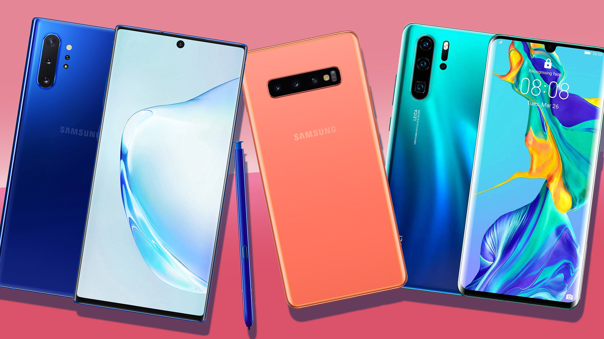 2019 in smartphones: from foldable phones to the introduction of 5G