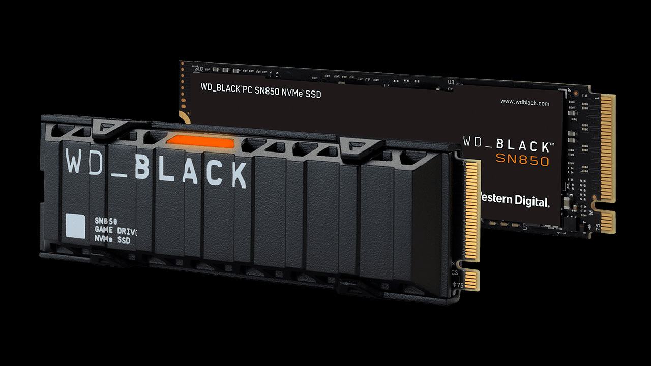New Firmware Will Restore WD Black SN850's Performance On AMD X570 Chipset