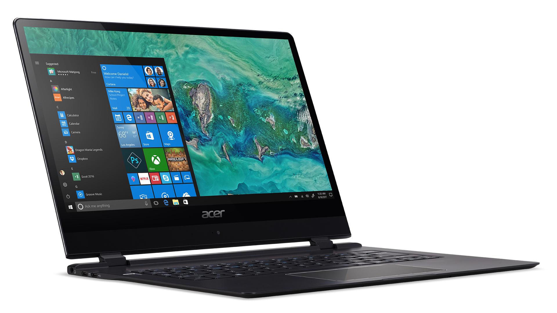 Kết quả hình ảnh cho Acer Swift 7 (2018) hands-on review