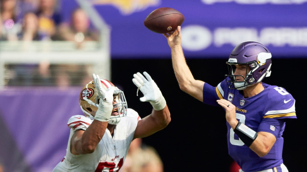 Vikings vs 49ers live stream: how to watch NFL Divisional Round 2020 playoffs football from anywhere