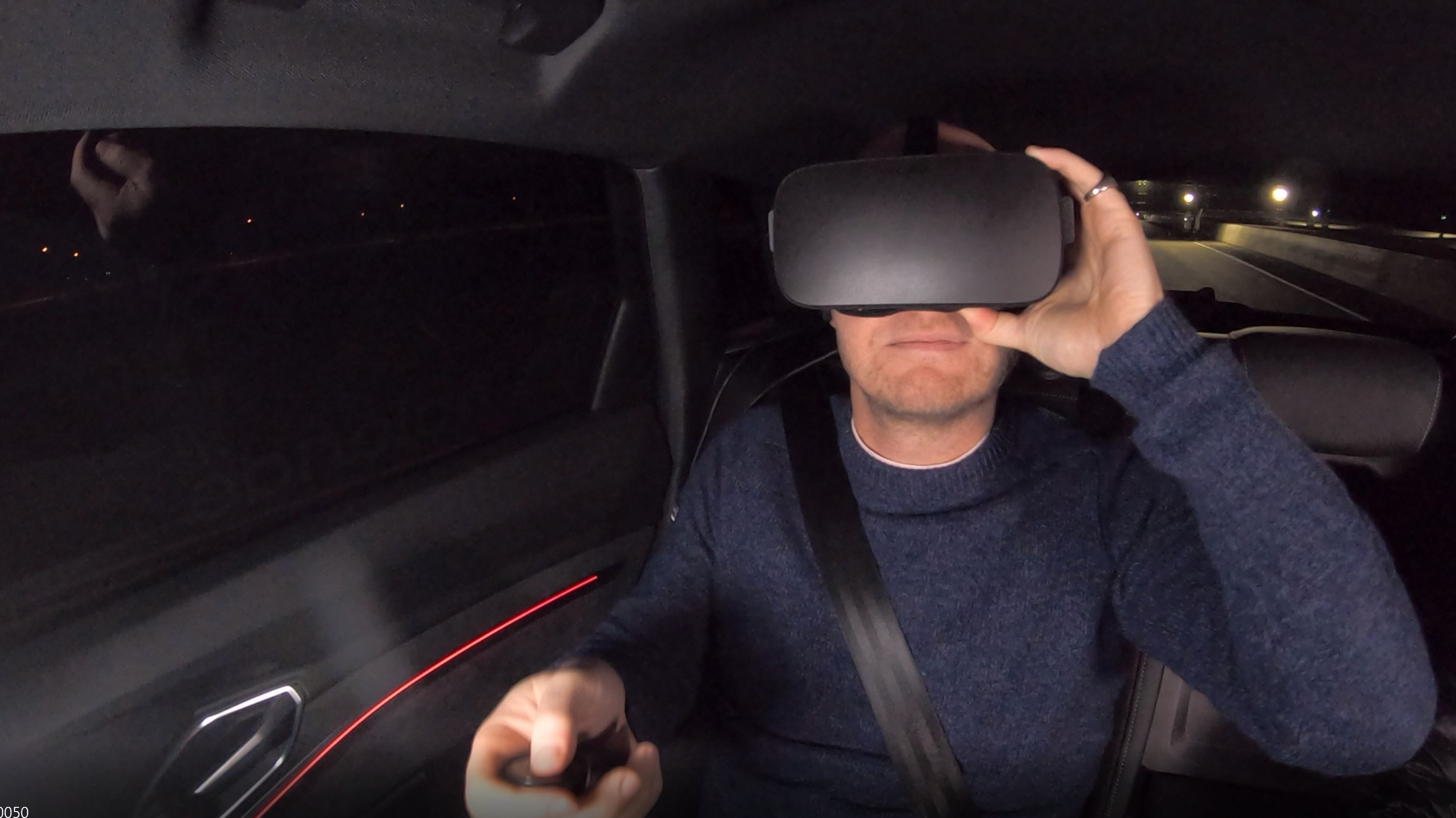 Say hello to Holoride, Audi's revolutionary in-car VR platform