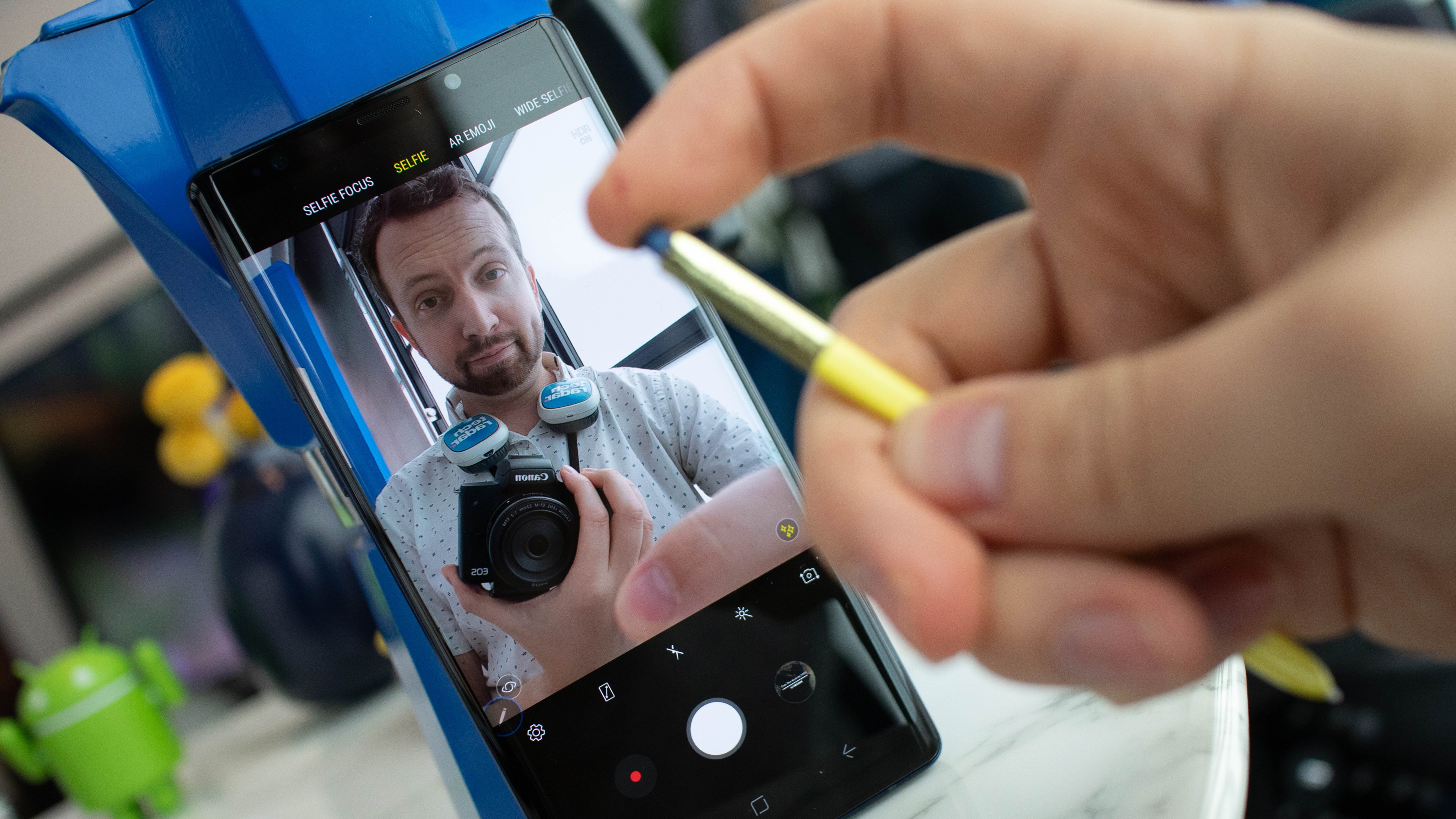 72 hours with Samsung Galaxy Note 9: the camera, battery, and screen