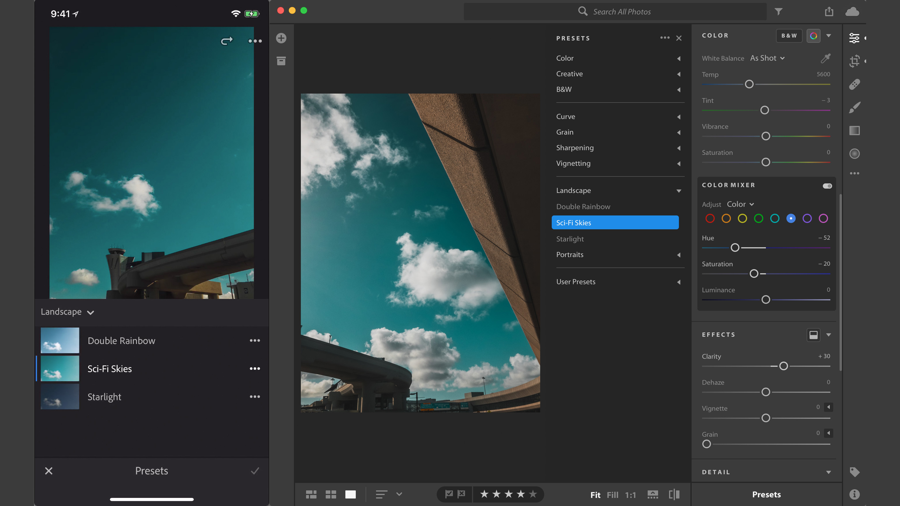 Adobe announces significant updates to Lightroom ecosystem