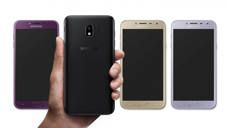 Samsung Galaxy J4 launched with 5.5-inch HD display, 13MP rear camera and more