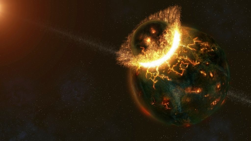 A remnant of a protoplanet could also be hiding inside Earth MfUDFEXRCXxbxdHufrTgpN
