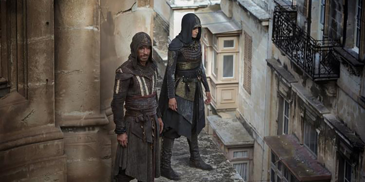 Assassin's Creed movie trailer coming Wednesday, check out ...