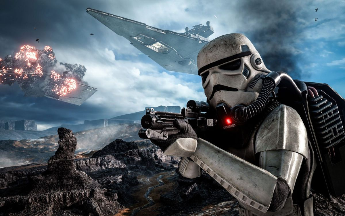 What we want from Star Wars Battlefront 2