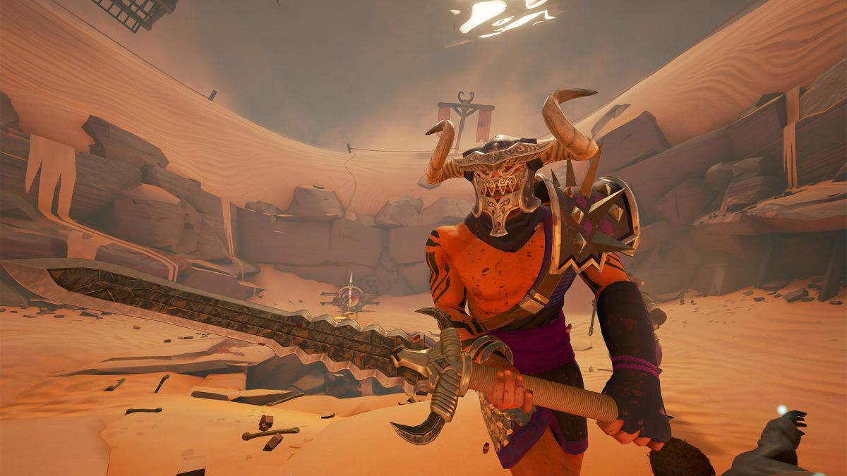 Mirage: Arcane Warfare's free Gladiator update adds bots, new maps, and more