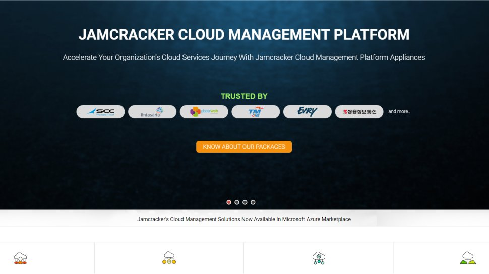 Jamcracker Cloud Services Brokerage - Unjam your IT needs with a managed broker platform