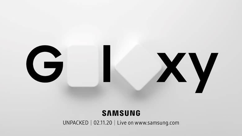 Samsung Galaxy Unpacked launch 2020