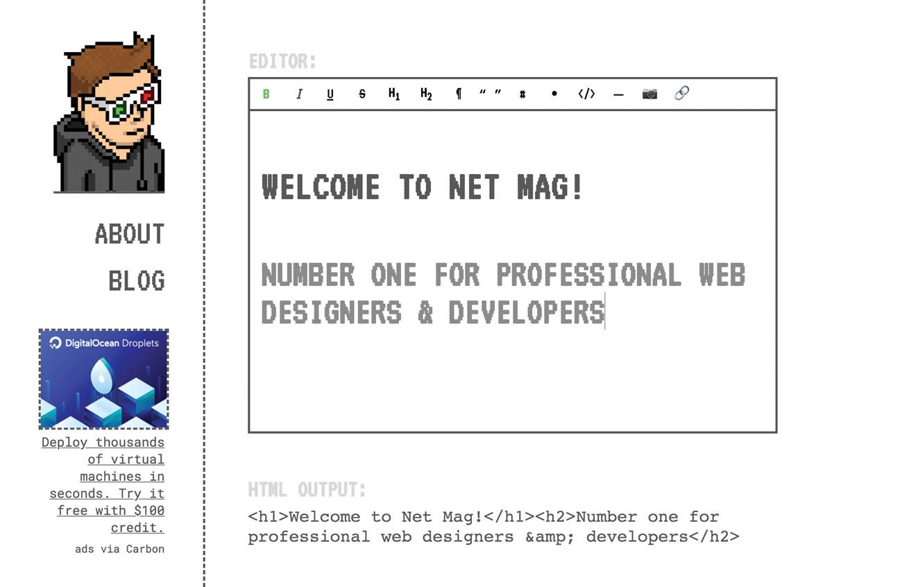 25 game-changing JavaScript tools - Graphic Design | Digital