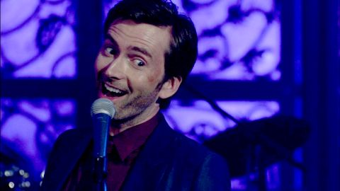 David Tennant Returning For Season 2 of 'Jessica Jones'