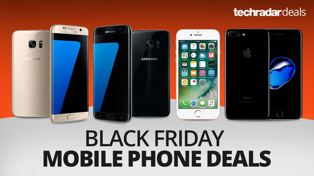 Mobile phone deals save up to 125 with these black friday phone deals techradar - Black friday mobel ...