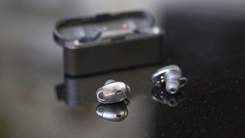Sony WF-1000X True Wireless Earbuds