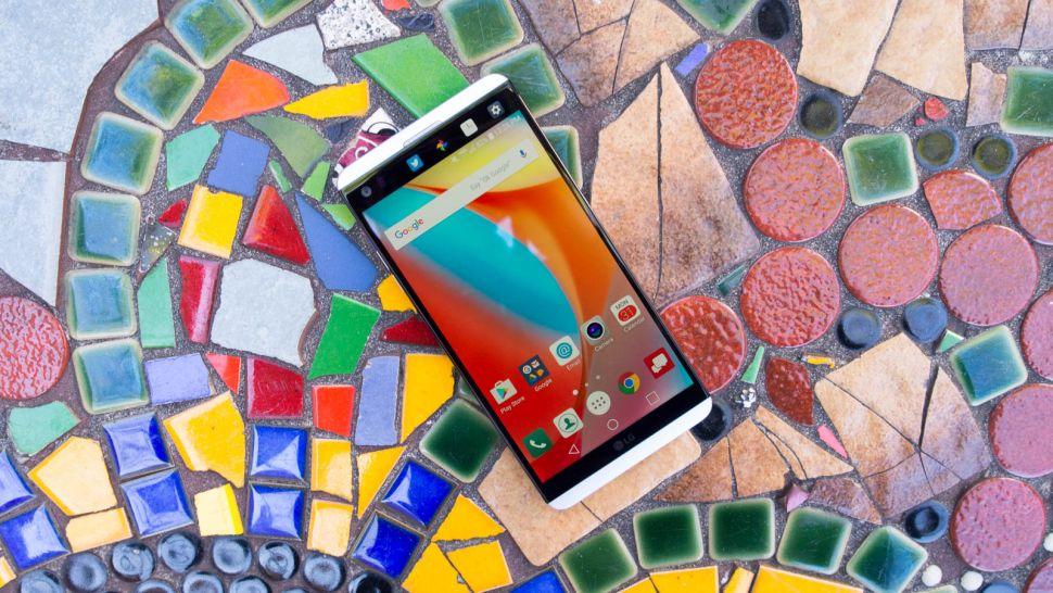 New LG V30 Smartphone