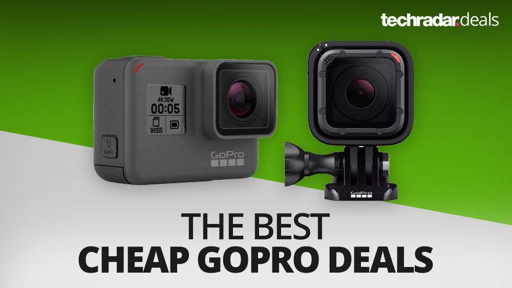 The best cheap GoPro deals on Black Friday 2017