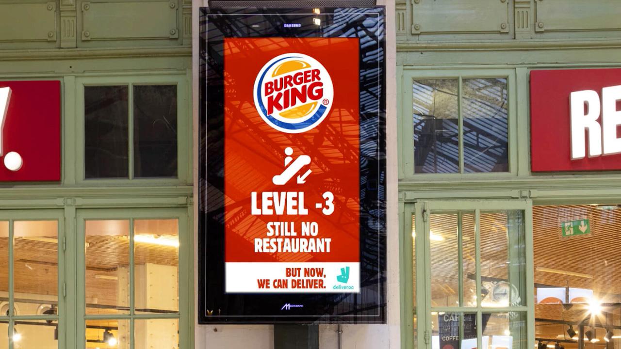 Burger King campaign